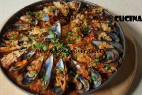 Cotto e Mangiato | Riso patate e cozze alla barese ricetta Tessa Gelisio