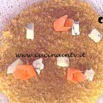 La Prova del Cuoco - Risotto con estratto di carote e toma blu piemontese ricetta Sergio Barzetti