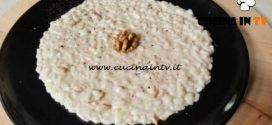 Cotto e Mangiato | Risotto crema di pecorino e noci ricetta Tessa Gelisio