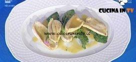 La Prova del Cuoco - Sogliola al burro con spinaci ricetta Gianfranco Pascucci
