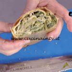 La Prova del Cuoco - Strudel di erbe di campo ricetta Anna Moroni