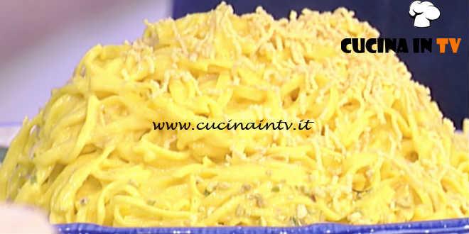 Prova del Cuoco | Tagliolini al limone e curcuma ricetta Moroni