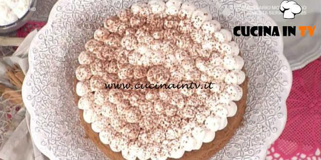Prova del Cuoco | Torta cappuccino ricetta Cattelani