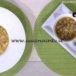 Detto Fatto - Zuppa di ceci e pasta ricetta Ilario Vinciguerra