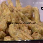Detto Fatto - Carciofi fritti ricetta Chiara Coricelli