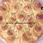 La Prova del Cuoco - Brioche ricciolina ricetta Natalia Cattelani