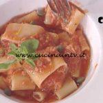 La Prova del Cuoco - Calamarata al sugo di tonno e capperi ricetta Francesca Marsetti