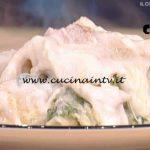 La Prova del Cuoco - Cannelloni di scarola ricetta Alessandra Spisni