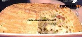 La Prova del Cuoco - Cupola di ziti ricetta Andrea Mainardi