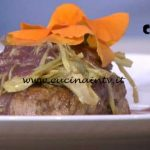 Detto Fatto - Filetto fondente ricetta Caterina Lanteri Cravet