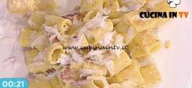 La Prova del Cuoco - Frittata di pasta alla carbonara ricetta Renato Salvatori