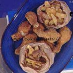 La Prova del Cuoco - Fuselli di pollo fritti con patatine ricetta Sergio Barzetti
