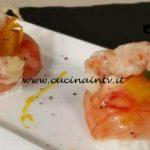Cotto e mangiato - Gambary orange ricetta Tessa Gelisio
