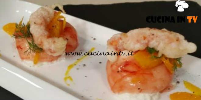 Cotto e Mangiato | Gambary orange ricetta Tessa Gelisio