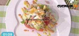 La Prova del Cuoco - Insalata nizzarda con salsa di peperoni ricetta Mauro Improta