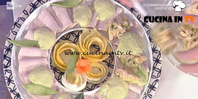 Prova del Cuoco | Lonza di maiale con salsa tonnata all'avocado ricetta Barzetti