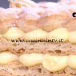La Prova del Cuoco - Millefoglie alla vaniglia e gocce di cioccolato ricetta Sal De Riso
