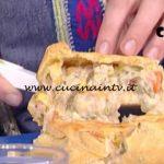 La Prova del Cuoco - Pasticcio di pollo ricetta David Povedilla