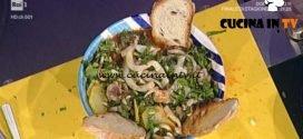 La Prova del Cuoco - Seppie in zimino ricetta Anna Moroni
