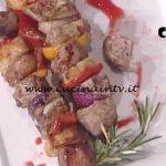 La Prova del Cuoco - Spiedini della nonna ricetta Riccardo Facchini