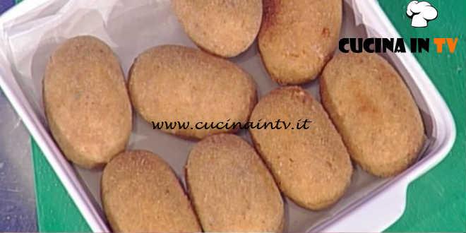 Prova del Cuoco | Supplì con mortadella pistacchi e pannerone ricetta Barzetti