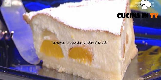 La Prova del Cuoco - Torta Melba ricetta Luisanna Messeri