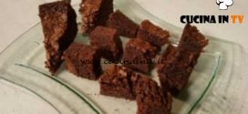 Cotto e mangiato - Torta al vino rosso ricetta Tessa Gelisio