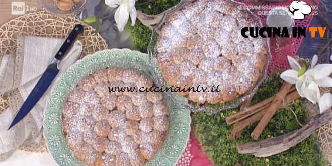 Prova del Cuoco | Torta doppia sorpresa ricetta Cattelani