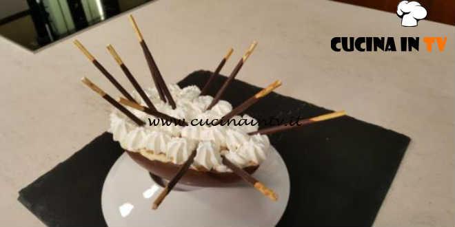 Cotto e mangiato - Vascello di cioccolato ricetta Tessa Gelisio