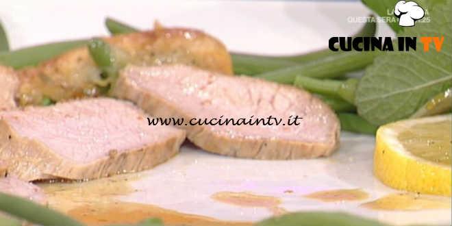 La Prova del Cuoco - Arrosto caramellato al limone ricetta Luisanna Messeri
