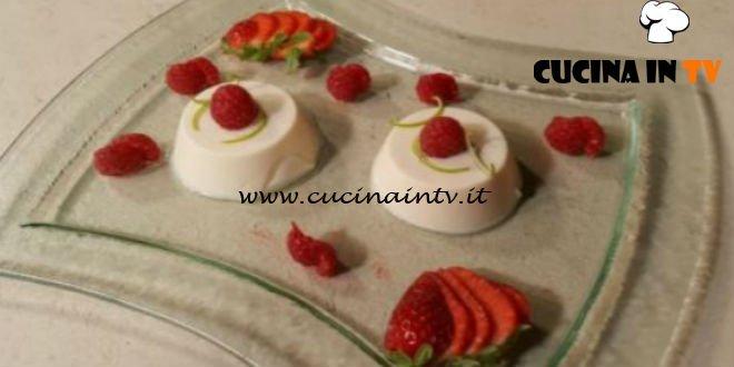 Cotto e mangiato - Budino alla vaniglia ricetta Tessa Gelisio