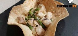 Cotto e Mangiato | Cestini con bocconcini di pollo asparagi e taleggio ricetta Tessa Gelisio