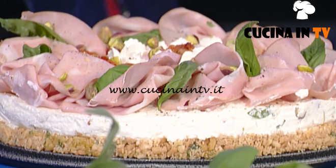 Prova del Cuoco | Cheesecake salata ricetta Mainardi