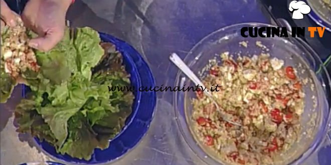 Prova del Cuoco | Cous cous estivo di ceci mais e riso ricetta Barzetti