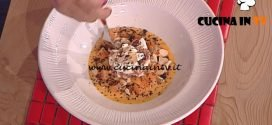 La Prova del Cuoco - Crema di melone con crudo bufala e olive ricetta Katia Maccari