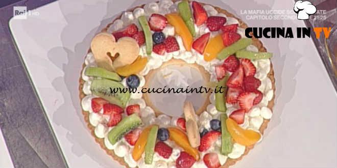 Prova del Cuoco | Crostata alla frutta ricetta Cattelani