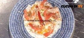 La Prova del Cuoco - Ensaladilla de gambas ricetta David Povedilla