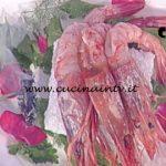 La Prova del Cuoco - Gamberoni al sale ricetta Gianfranco Pascucci