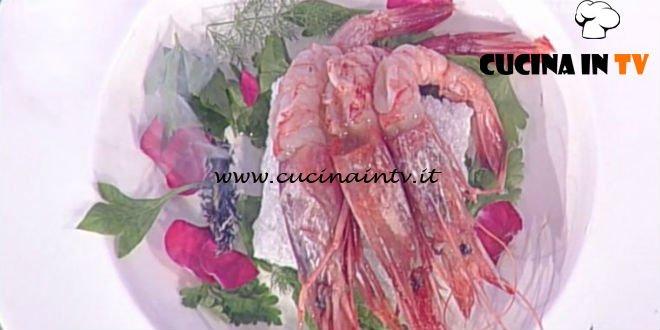 Prova del Cuoco | Gamberoni al sale ricetta Pascucci