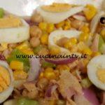 Cotto e mangiato - Insalata di ceci primavera ricetta Tessa Gelisio