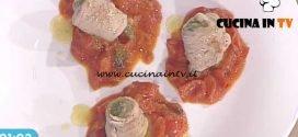 La Prova del Cuoco - Involtini con fagiolini e provola ricetta Renato Salvatori