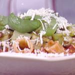 La Prova del Cuoco - Mezzemaniche alla Norma ricetta Marco Bottega