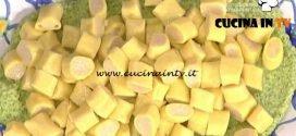 La Prova del Cuoco - Mezzemaniche ripiene con crema di zucchine e menta ricetta Daniele Persegani