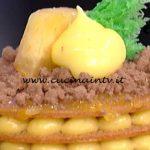 La Prova del Cuoco - Millefrolle alle pesche gialle e crema pasticcera ricetta Sal De Riso