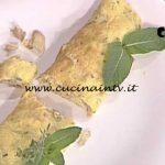 La Prova del Cuoco - Omelette alla menta con funghi ricetta Cristian Bertol