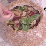 La Prova del Cuoco - Panzanella in pagnotta ricetta Natale Giunta