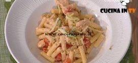 La Prova del Cuoco - Pasta fredda con pollo e zucchine ricetta Cristian Bertol