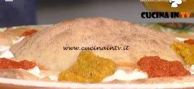 La Prova del Cuoco - Pizza cuor di peperoni ricetta Gino Sorbillo