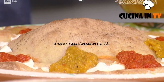 Prova del Cuoco | Pizza cuor di peperoni ricetta Sorbillo