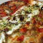 Pizza in teglia 4 gusti ricetta Tessa Gelisio da Cotto e Mangiato
